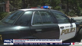 Pacific Grove police officer on administrative leave during investigation into social media post