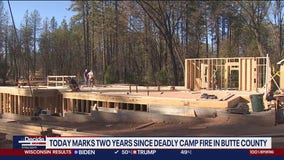 Today marks two years since deadly Camp Fire in Butte County