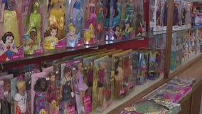 Oldest toy store in Los Angeles fights to survive pandemic