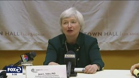 Former colleague of Janet Yellen reacts to her historic nomination