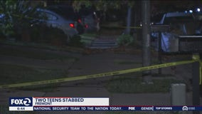 2 teens stabbed in Fremont attack