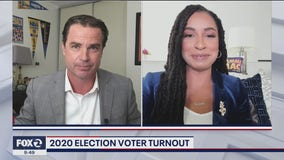 Voter Turnout For 2020 Election