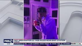 Rapper killed in Dublin