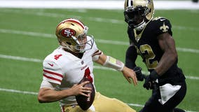 Shanahan: Niners 'blew an opportunity' vs surging Saints
