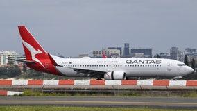 Qantas airline plans to require coronavirus vaccine for international travel, CEO says