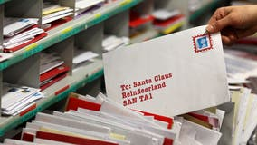 Santa's mailbag gives a peek into children's pandemic worries