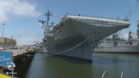 USS Hornet museum gets tech upgrades