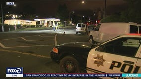 On-duty police officer fatally strikes man in Benicia; DA and CHP investigating the death