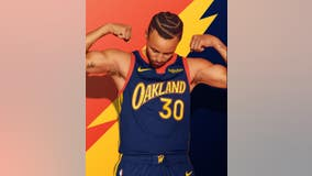 Warriors celebrate Oakland history with new jerseys amid Coliseum debt battle