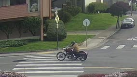 SFPD release photos of suspect in hit-and-run that injured elderly woman