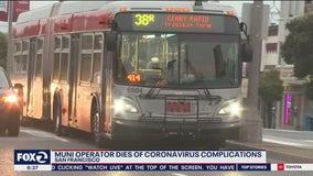 San Francisco Muni operator dies of coronavirus