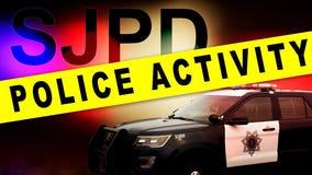 San Jose police respond to non-fatal shooting