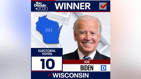 AP: Joe Biden projected to win Wisconsin