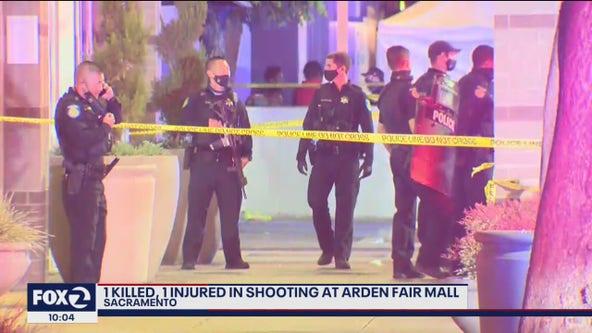 2 killed in Sacramento mall shooting on Black Friday, gunman at large