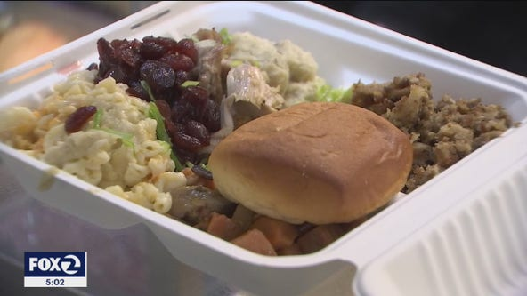 COVID forces South Bay nonprofit to adjust Thanksgiving meal service, but doesn't dampen spirit
