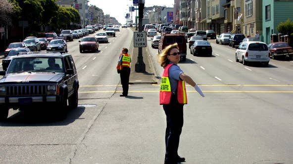 Road work and utility upgrades on 19th Avenue in San Francisco begin Monday