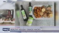 Healthy Holiday Snack Hacks