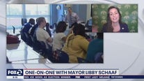 Oakland mayor on schools, natural gas