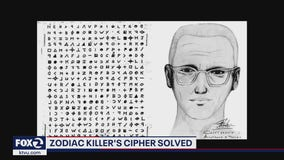 FBI confirms Zodiac Killer's cipher was solved