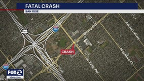 18-year-old arrested after fatal hit-and-run crash early Sunday in San Jose