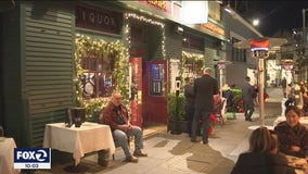 San Francisco poised to shut down outdoor dining