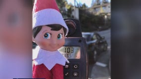 Elf on the Shelf patrols, enforces speed with Castro Valley CHP