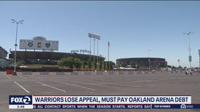 California court says Warriors must pay $45 million to Oakland, county
