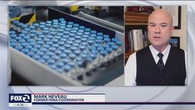 Next steps to distribute the coronavirus vaccine