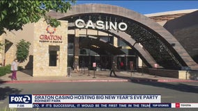 Graton casino abruptly cancels 4,000-person New Year's Eve party