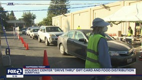 Gift card, food distribution series kicks off in Sunnyvale