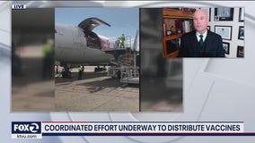 Former FEMA Presidential Appointee breaks down coordinated effort to distribute vaccine
