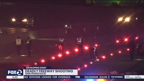 Deadly shooting on US Highway 101 in San Francisco