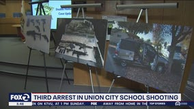 3rd suspect arrested in the killings of 2 boys shot at Union City elementary school