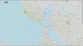 New Year's Eve earthquakes recorded near San Pablo, Muir Beach