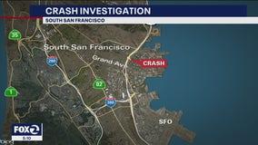 Shooting, crash on US-101 causes big traffic backup