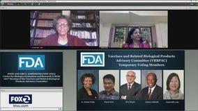 FDA advisory panel recommends Pfizer's coronavirus vaccine