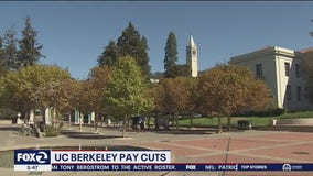 UC Berkeley announces sweeping pay cuts