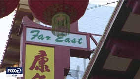 Sup. Peskin tells Far East Cafe owner to 'hang in there' for relief