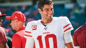 Shanahan 'believes' Jimmy G will be 49ers QB in 2021