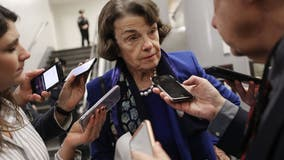 Feinstein says she hasn't considered leaving Senate early