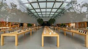 Apple quietly closes retail stores in California as coronavirus cases surge