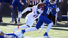 San Jose State Spartans defeat Boise State Broncos in Mountain West Football Championship