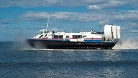 Water Emergency Transportation Authority exploring feasibility of hovercraft routes on bay