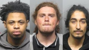 Three suspects arrested in connection with San Pablo drive-by shooting