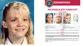 DA charges man with murder in 1988 kidnapping of Michaela Garecht