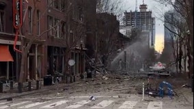 AT&T tight-lipped after downtown Nashville explosion knocks communications offline