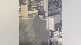 Belmont police seek suspect in armed robbery of AM/PM store