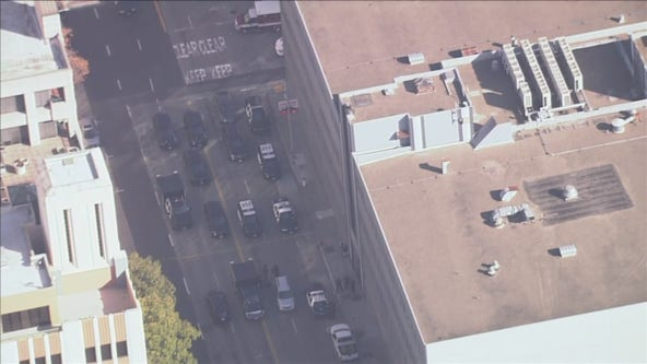 SFPD searching for suspect who shot man and ran into South of Market building