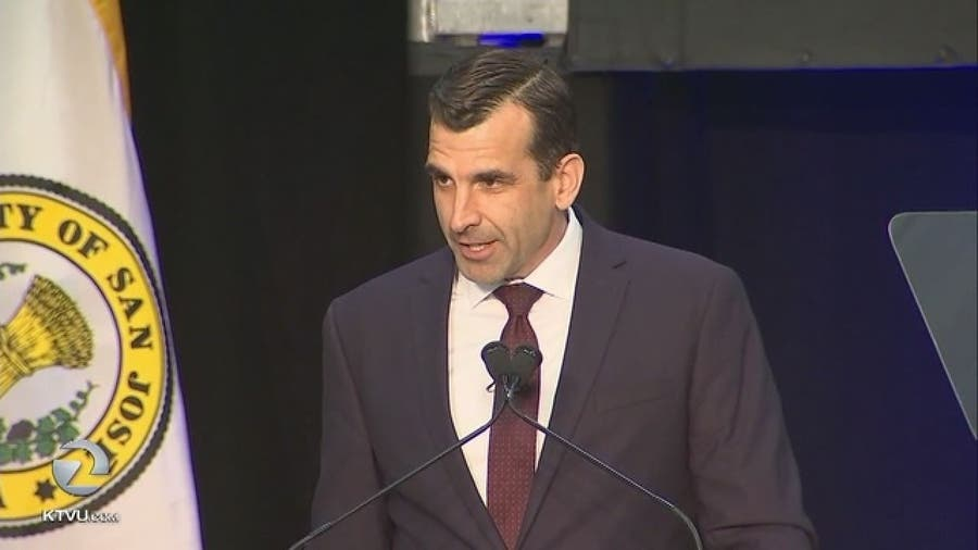 San Jose Mayor Sam Liccardo attended Thanksgiving gathering that violated state's rules