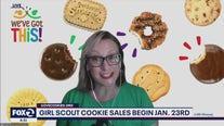 Girl Scout Cookie sales begin Jan. 23